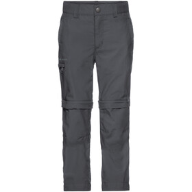 VAUDE Detective II Zip-Off Pants Kids iron